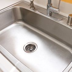 Make It Shine: How to Clean Your Stainless Steel Sink