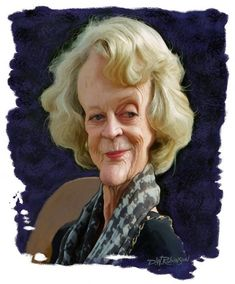 wooden-horse.  Maggie Smith