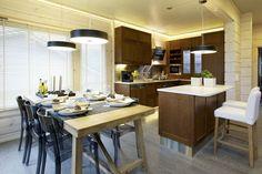 Valonauha koristaa keittiötä niin lattiassa kuin katossa. Cello LED Strip Semi. www.k-rauta.fi