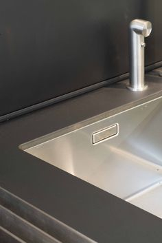 Kitchen worktop in FENIX NTM