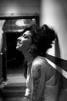 Fotografías de Amy Winehouse.