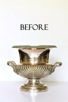 Here's an easy and quick method that shows how to clean silver naturally and in about 5 minutes. Use to clean silverware,serving pieces & more!