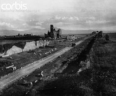 Via Appia Antica direzione Appio claudio Anno: 1922