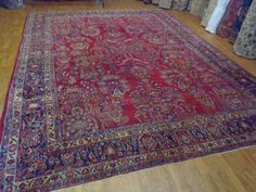 US $2,730.00 in Antiques, Rugs & Carpets, Extra Large (9x12 and larger)