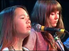 """▶ The Tuttles and AJ Lee """"Hickory Wind"""" Gram Parson cover - YouTube"""