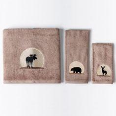 Saturday+Knight,+Ltd.+Silhouette+Wildlife+Towel+