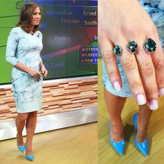 Love this ring from @kendra_scott too