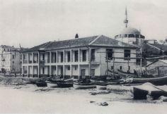 BEDEN TERBİYESİ GENÇLİK SPOR MÜDÜRLÜĞÜ 1959 Yılı (Şimdi önü sahil yolu)