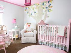 Transform a Baby's Bedroom with These Nursery Decorating Ideas