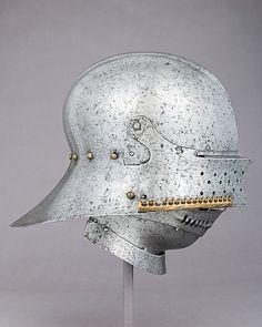 Attributed to Lorenz Helmschmid | Sallet of Emperor Maximilian I (1459–1519)…