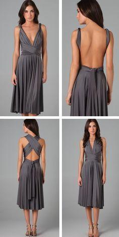 Twobirds Tea Length Convertible Dress http://rstyle.me/n/fjrt9n2bn
