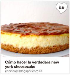 Recetas de Tarta De Queso Y Chocolate Blanco Sin Horno - myTaste.es