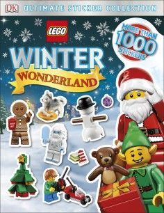Which LEGO Winter Wonderland Minifigure are you? Take the Christmas quiz and find out...
