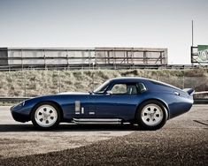 Shelby Cobra Daytoa Coupe.