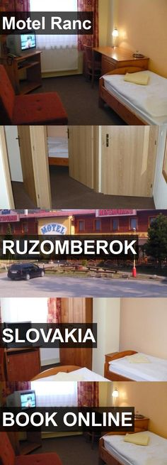 Hotel Motel Ranc in Ruzomberok, Slovakia. For more information, photos, reviews and best prices please follow the link. #Slovakia #Ruzomberok #travel #vacation #hotel