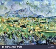 paul Cézanne la montagne sainte victoire – RechercheGoogle Paul Cezanne, City Photo, Painting, Google, Mountain, Painting Art, Paintings, Painted Canvas, Drawings