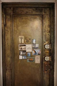 Nina of Dwell Studio | patina markings - gallery of postcards and pictures