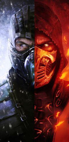 Sub Zero Mortal Kombat, Raiden Mortal Kombat, Mortal Kombat X Scorpion, Mortal Kombat Cosplay, Mortal Kombat Gif, Mortal Kombat Tattoo, Arte Kombat Mortal, Deadpool Wallpaper, Marvel Wallpaper