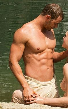 Kellan Lutz - - - Get your hands off that girl! What's wrong with you?