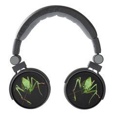 Katydid DJ Style Headphones