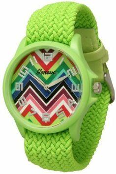 http://interiordemocrats.org/geneva-braided-fabric-rainbow-chevron-face-watchlime-green-p-5802.html