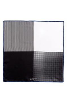 J.Z. Richards Silk Pocket Square available at #Nordstrom