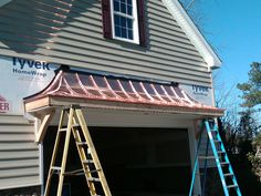 Copper Metal Metal Roof And Copper Roof On Pinterest