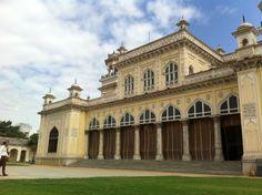 Chowmahala Palace in Hyderabad, Andhra Pradesh