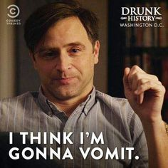 Drunk History- what's there not to love about this show?!