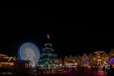 Christmas market Arras by Clement THERIEZ on 500px