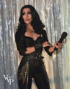 Chad Michaels as Cher Rupaul's Drag Race All Stars.