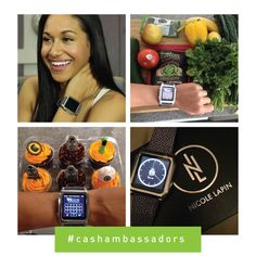 Do you love your #CASHSmartwatch? Be sure to hashtag #CASHLife to be featured in our next social roundup!