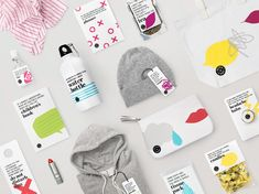 Creative Agency: Agency lg2  Project Type: Produced, Commercial Work  Packaging Content: Breast cancer care package  Location: Canada    ...