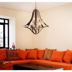 Possini Euro Corinthian Twist 12-Light Large Chandelier - #T5022 | Lamps Plus