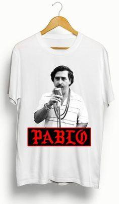5c6ef3b6b4d1d Pablo Escobar Life of Pablo Yeezy I Feel Like Pablo T-Shirt