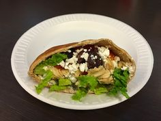 21 Day Fix Approved - Slow Cooker Chicken Gyro
