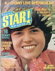 Teen's Star Magazine, September 1972