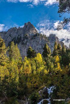CATALONIA, Parc Nacional d'Aigüestortes i Estany de Sant Maurici #Catalunya #NationalPark #Barcelona #Pyrenees