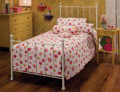 Hillsdale 1222BQR Molly Bed Set w/Rails