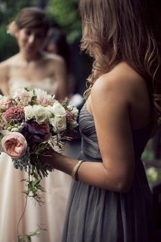 Long Island City Wedding at The Foundry from Isabelle Selby Photography   Style Me Pretty