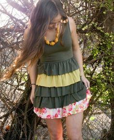 Serendipity, Spring 2012: Xanadu Dress  Matilda Jane Women's Clothing