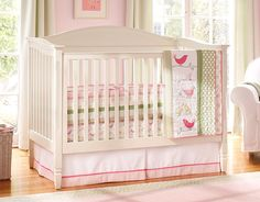 Penelope | Pottery Barn Kids. The green and Pink! Love! It's already made too!