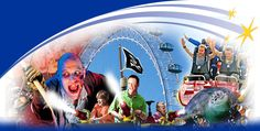Now I'm serious about fun...Currently working at Merlin Entertainments Group