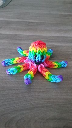 Hexafish Rainbow LoomHexafish Rainbow Loom: 6 StepsRainbow Loom Projects - My Life and KidsThe Rainbow Loom is a perfect way to keep the kids (and yourself) busy. We've rounded up the very best video tutorials, Bracelets Rainbow Loom, Loom Band Bracelets, Rainbow Loom Bands, Rainbow Loom Charms, Rubber Band Bracelet, Rainbow Loom Tutorials, Rainbow Loom Patterns, Rainbow Loom Creations, Loom Gummis