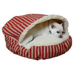 Snoozer Kelly Pet Bed - super cozy!