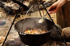 10 easy camping lunches