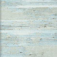 Tapete Essentially Wood I col. 16 | Holztapete in den Farben Anthrazit | Grundton Türkis, Weiß, Beige