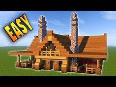 Download video: Minecraft: How To Build A Small Survival Starter ...