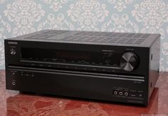Onkyo's TX-NR525 is a solid AV receiver value, especially considering its affordable accessories: http://cnet.co/ZKWNSZ