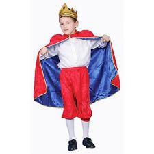 Dress Up America Halloween Royal King Child Costume Size Medium 8-10  #eBay #Halloween